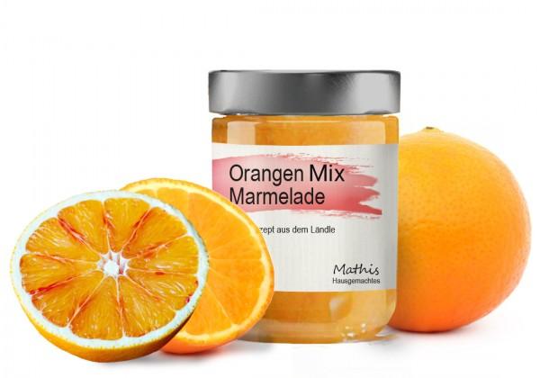 Orangen Mix Marmelade