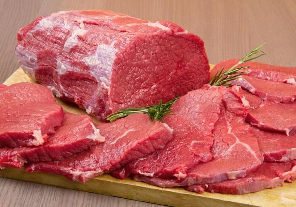 Roastbeef Ländle Rind geschnitten