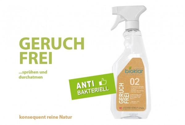 Geruch-Frei 02 - Bioklar
