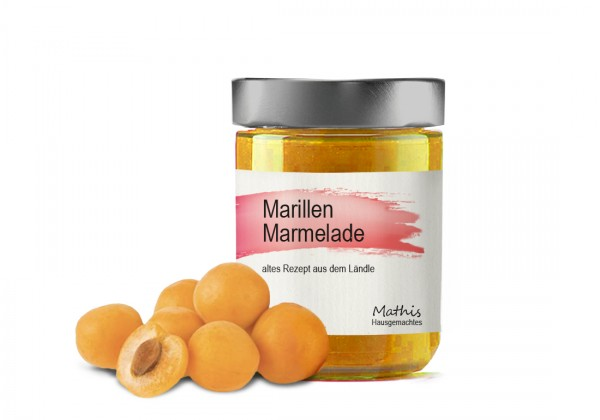 Marillen Marmelade