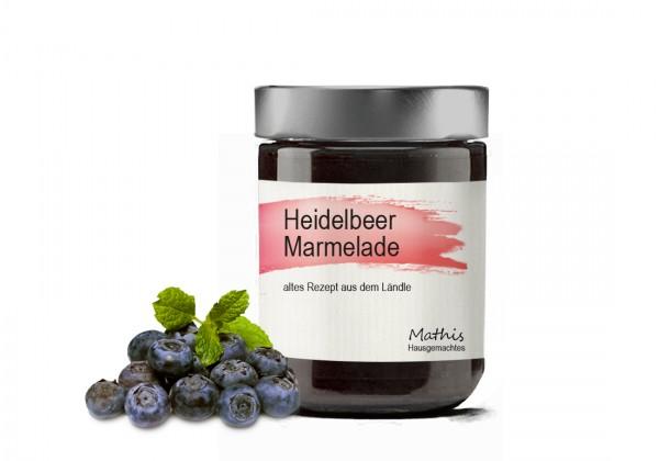 Heidelbeer Marmelade