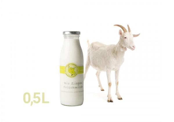 BIO - Ziegenmilch